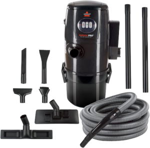 BISSELL Garage Pro Wall-Mounted Wet Dry Car Central Vacuum system