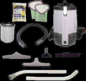 ProVac FS 6 Backpack Vacuum